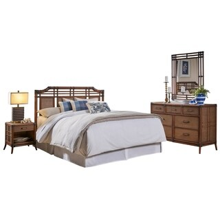 Palm Cove 4 PC King Bedroom Set