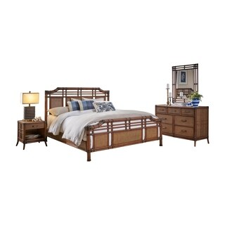 Palm Cove 6 PC Complete King Bedroom Set