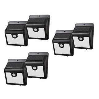 6 Pack Motion Sensor Light Outdoor Solar Light - Solar Powered Light