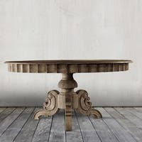 """63"""" French Round Table - assembly required"""