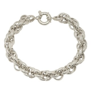 Pori Jewelers Sterling Silver Bracelet