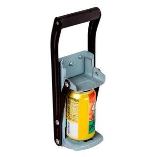 Heavy Duty Aluminum Can Crusher 12 Oz Wall Mount Soda Beer Can Crusher
