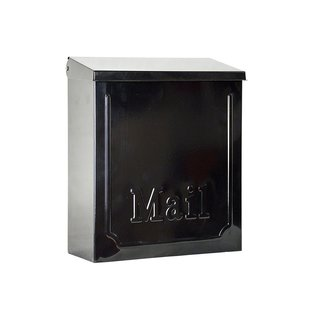 ALEKO Townhouse Wall Mounted Galvanized Steel Powder Coated Mail Box