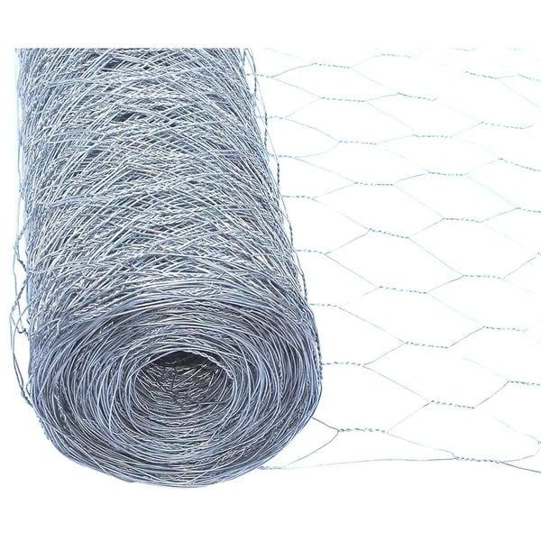 ALEKO Wire Roll Cloth Fence 20 Gauge Steel 72\