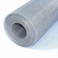 "ALEKO Wire Roll Cloth Fence 16 Gauge Steel 25' L 24"" H 1 Inch Mesh"