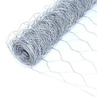 "ALEKO Wire Roll Cloth Fence 20 Gauge Steel 36"" H x 50' L 2"" Mesh"