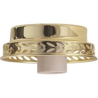 Quorum International Transitional Fan Light Kit - n/a (Option: Polished Brass)|https://ak1.ostkcdn.com/images/products/18793930/P24862752.jpg?impolicy=medium