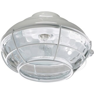 Quorum International Transitional Patio Fan Light Kit