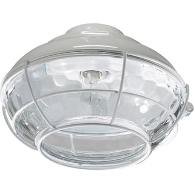 Quorum International Transitional Patio Fan Light Kit - n/a