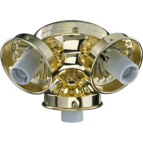 Quorum International Traditional Light Kit 3 Socket Cluster - n/a