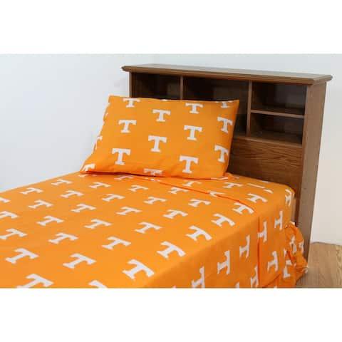 Tennessee Vols Sheet Set