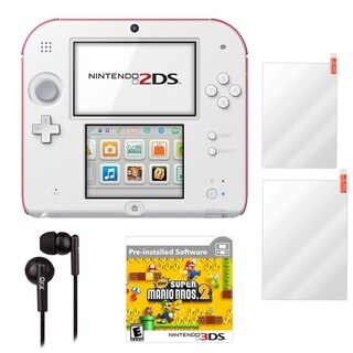 Nintendo 2DS Super Mario Bros. 2 Scarlet Red Gaming Console and Accessories https://ak1.ostkcdn.com/images/products/18794447/P24863295.jpg?_ostk_perf_=percv&impolicy=medium