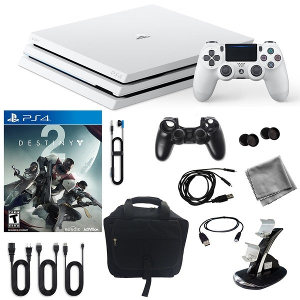Shop playstation 4 pro limited edition destiny 2 1tb limited edition console and accessories - Ps3 limited edition console ...
