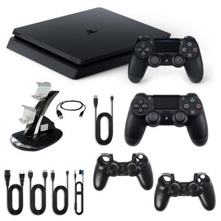 Playstation 4 1TB Core Console with Additional Controller