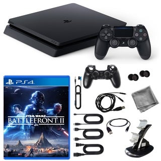 Playstation 4 1TB Limited Edition Star Wars Console with 9 in 1