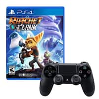 Dualshock 4 Wireless Controller With Ratchet and Clank Game