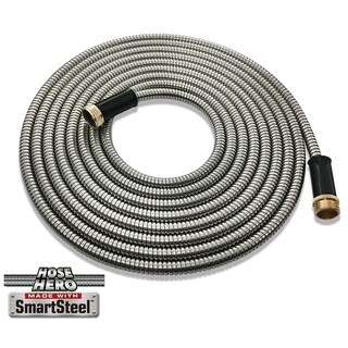Hose Hero 25 Ft Garden Hose Lightweight Water Metal Hose