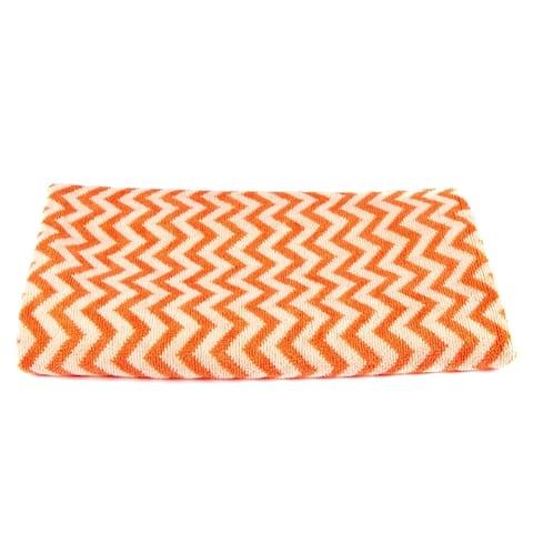 "Leisureland Chevron Microfiber Bath Towel 27"" X 54"""