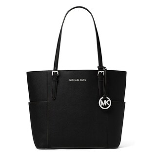 MICHAEL Michael Kors Jet Set Travel Large Tote Black