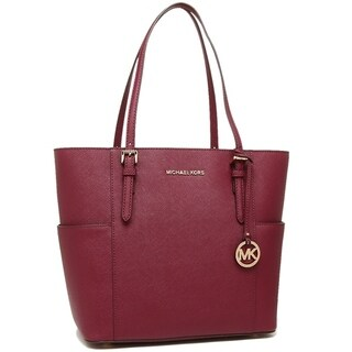 MICHAEL Michael Kors Jet Set Travel Large Tote Mulbuerry