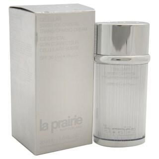 La Prairie Cellular Swiss Ice Crystal 1-ounce Transforming Cream SPF 30 10 Rose