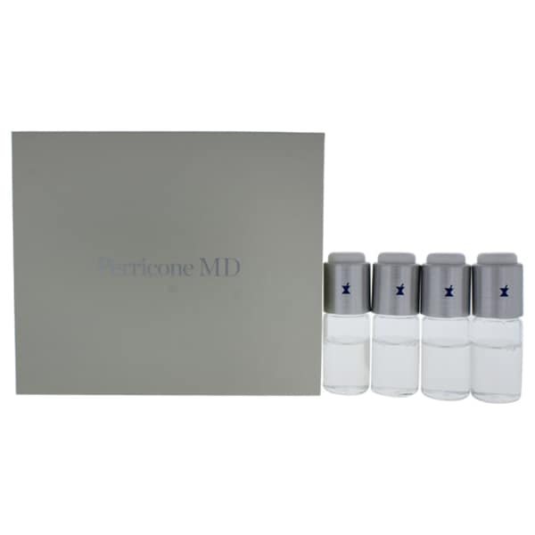Perricone MD H2 Elemental Energy Advanced Renewal 0.3-ounce Infusion Serum (Pack of 4)