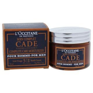 L'Occitane Men's 1.7-ounce Cade Complete Care Moisturizer