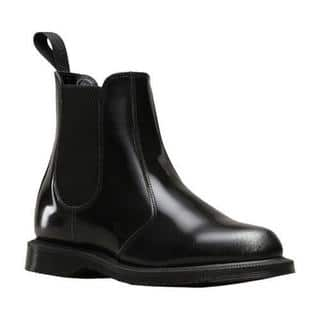 many styles sells 2019 real Shop Women's Dr. Martens Flora Chelsea Boot Silver Arcadia ...