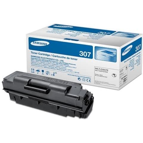 Samsung MLT-D307E Toner Cartridge - Black