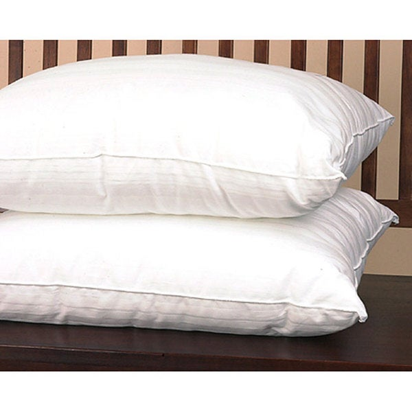 premier mediumfirm down alternative pillows case of 10