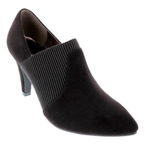 da404098ba4c Shop Women s Bellini Genie Shoe Bootie Black Microsuede - Free Shipping  Today - Overstock.com - 16386448