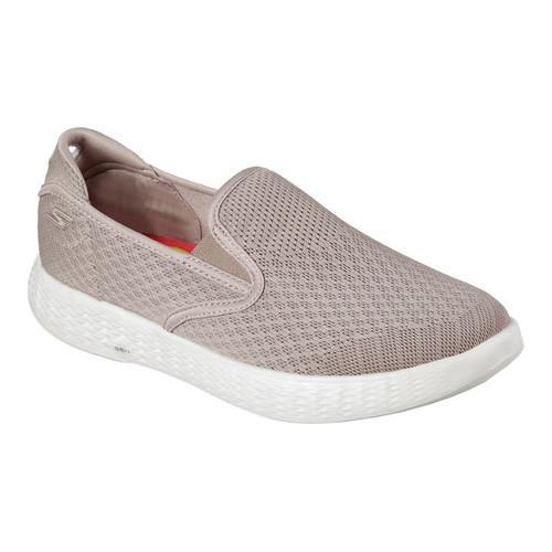 b7ac2fcb1bb6 Shop Women s Skechers On the GO Glide Moderate Slip-On Sneaker Taupe - Free  Shipping On Orders Over  45 - Overstock - 16386500