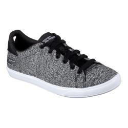 Women's Skechers GOvulc 2 Pivot Sneaker Black/White