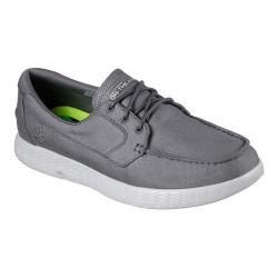 Men's Skechers On the GO Glide Mariner Boat Shoe Charcoal