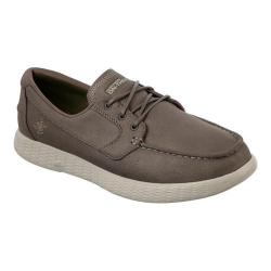 Men's Skechers On the GO Glide Mariner Boat Shoe Khaki