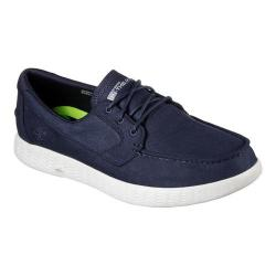 Men's Skechers On the GO Glide Mariner Boat Shoe Navy