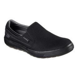 Men's Skechers Porter Somen Loafer Black/Black