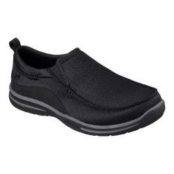 Men's Skechers Relaxed Fit Elected Viking Loafer Black