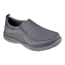 Men's Skechers Relaxed Fit Elected Viking Loafer Gray