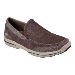 Men's Skechers Relaxed Fit Harper Loafer Chocolate