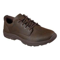 Men's Skechers Skech-Air Garton Modesto Oxford Cocoa