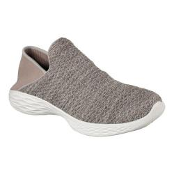 Women's Skechers YOU Movement Slip-On Sneaker Taupe