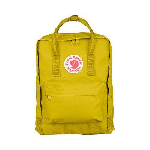 Fjallraven Kanken Backpack Birch Green