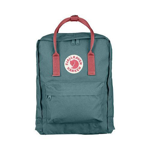 Fjallraven Kanken Backpack Frost Green/Peach Pink