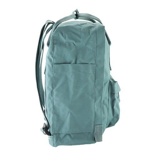 Fjallraven Kanken Backpack Leaf Green/Burnt Orange - Thumbnail 2