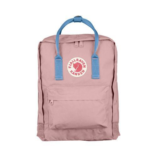 Fjallraven Kanken Backpack Pink/Air Blue