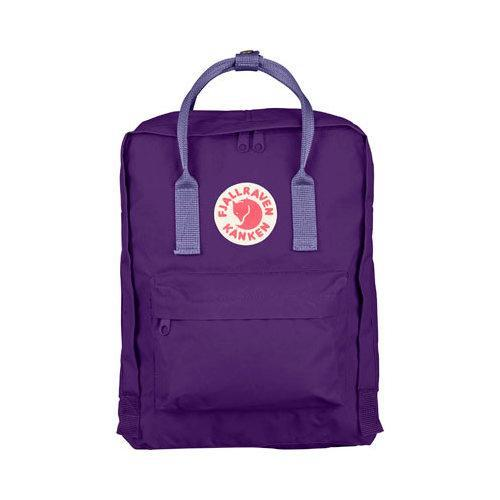 Fjallraven Kanken Backpack Purple/Violet