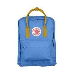 Fjallraven Kanken Backpack UN Blue/Warm Yellow - Thumbnail 0