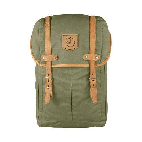 Fjallraven Rucksack No.21 Small Green - Thumbnail 0