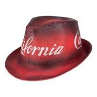 Peter Grimm Enjoy Cowboy Hat Red